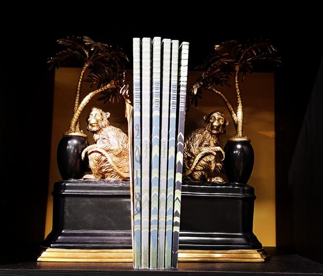 Amarylice - Boutique de décoration, singe bronze