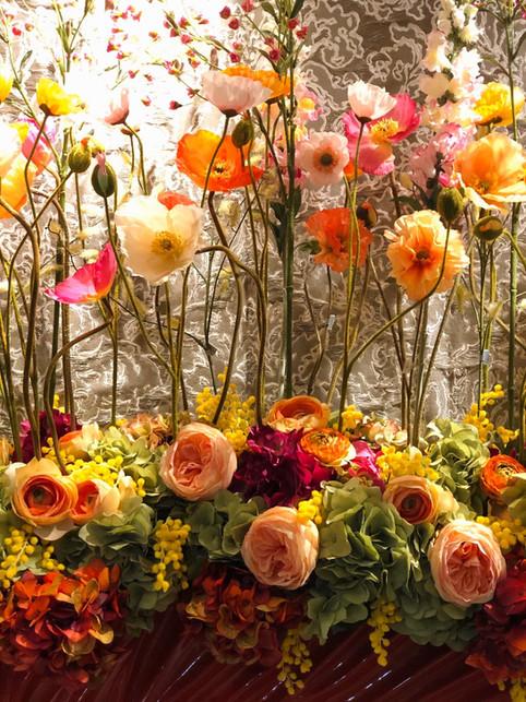 Décoration d'intérieur - Fleurs pérennes