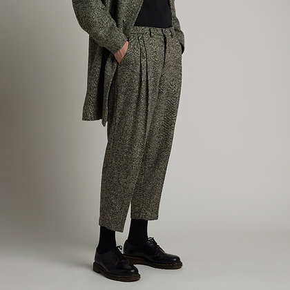 Tailored Wool Pants