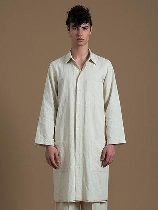 Mens Jalabiya style shirt