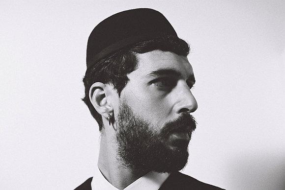 Black Moroccan Hat
