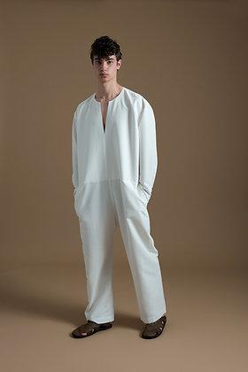 Oversize Moroccan Jumpsuit