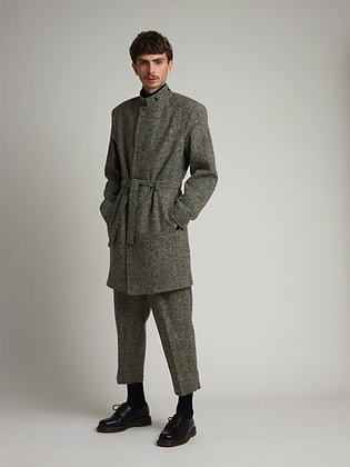 Mens wool coat