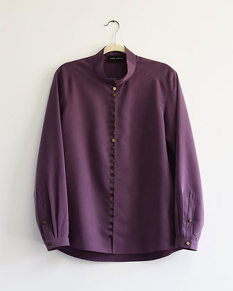 Mens Purple shirt_SAMPLE