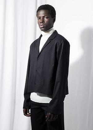 Boxy oversized style jacket_SAMPLE