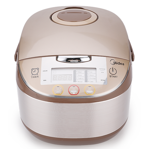 Midea Multi Function Rice Cooker 10 Cups