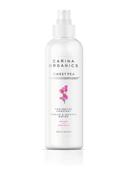 organic hair spray