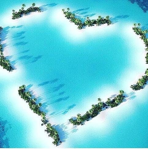 tropical island, greenwashing brands