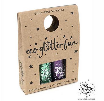 Bioglitter, 100% biodegradable glitter, certified, Eco Glitter Fun