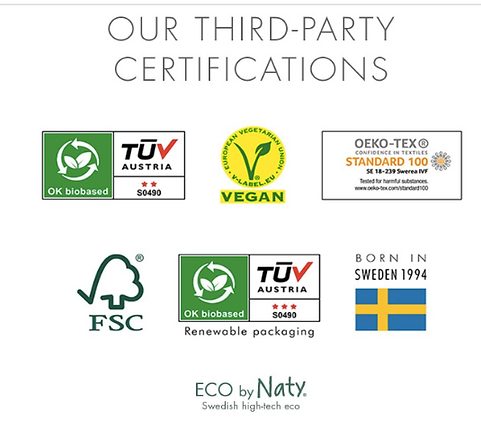 organic diapers, eco-friendly diapers, non-toxic diapers, compostable diapers, safe diapers, certified diapers, naty diapers, no rush diapers, gots certified organic diapers