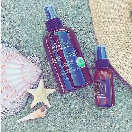 USDA Certified Organic hair spray non-toxic, natural