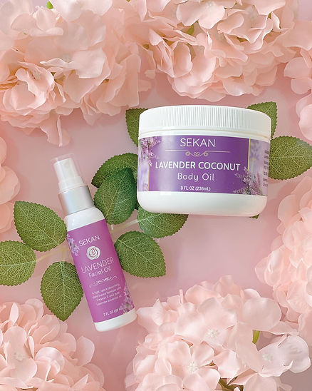 Sekan beauty, organic safe non toxic skin care, dry acne skin solution