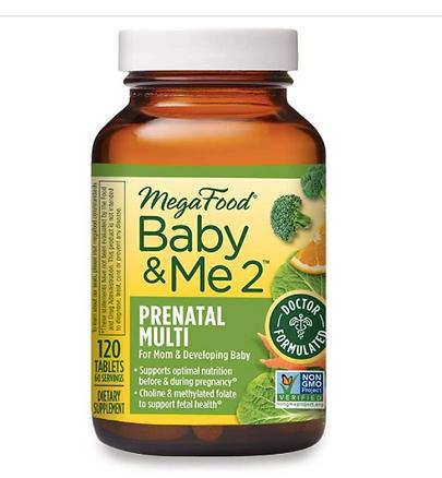 organic food base prenatal
