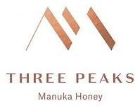 Three peaks manuka logoGradient-e1490058