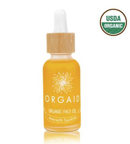 USDA certified organic anti-aging serum