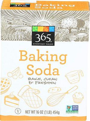 organic baking soda