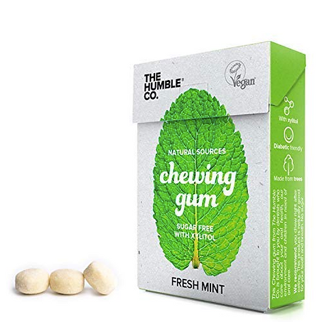 c chewing gum, all natural gums