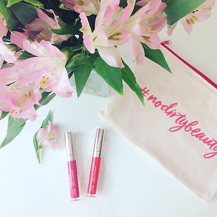 organic lipglosses 100% pure