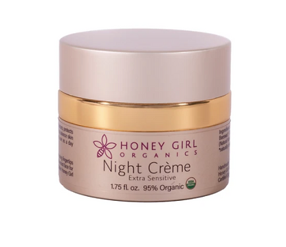 USDA Certified organic Night cream sensitive dry skin