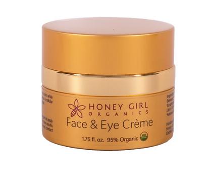 USDA Certified Organic face cream normal skin