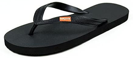 Feelgoodz Classicz Flip-Flops - 100% Natural and All-Vegan Sandals,