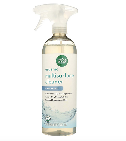 usda certified organic multisurface cleaner whole food
