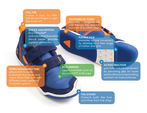 organic shoes for kids