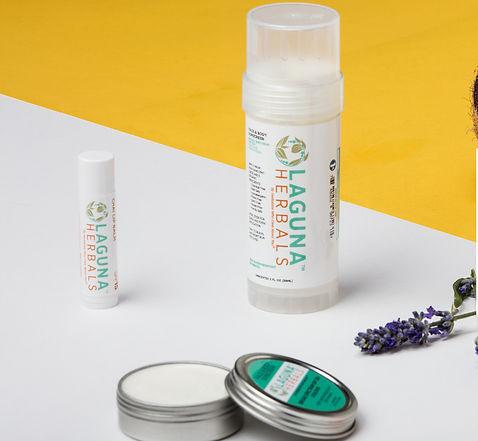 Laguna Herbals Organic sunscreen