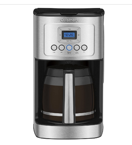 Coffee makers without California Proposition 65 warning, safer coffee makers, non-toxic coffee makers, heathier coffee makers, organic coffee makers, eco-frienldy coffee maker, cuisinart