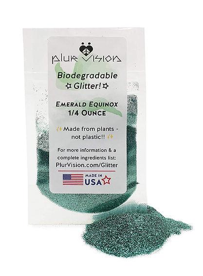 Biodegradable glitter
