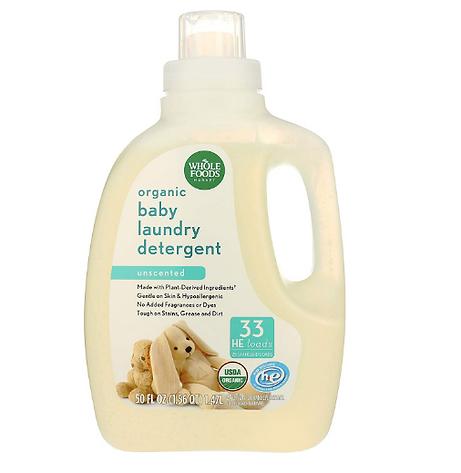USDA Certified Organic Baby Laundry