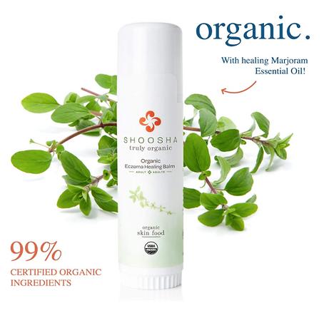 USDA Certified Organic Healing Balm