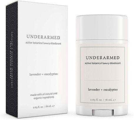 best selling deodorant. No Aluminum. No Parabens. No Baking Soda.  organic deodorant.  underarmed
