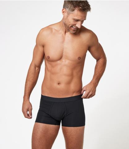 GOTS certified organic underwear for men, wear pact boxer organic cotton for men