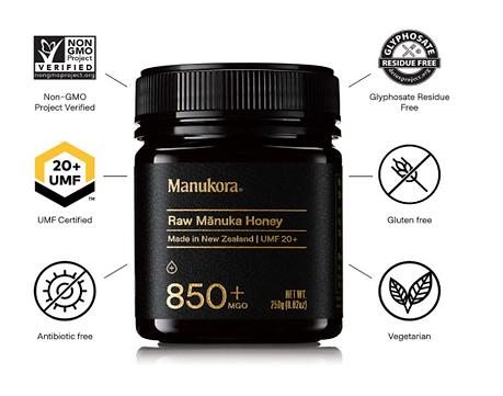 UMF Certified organic manuka honey