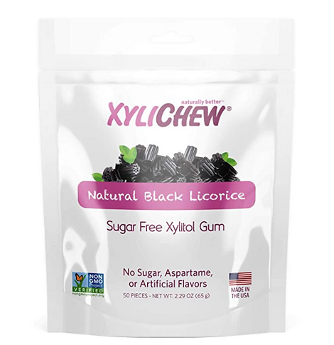organic chewing gum, all natural gums
