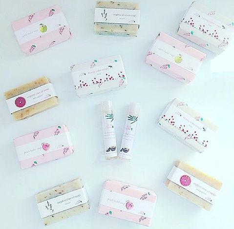 100% pure bar soap, organic, pretty organic girl, natural bar soap