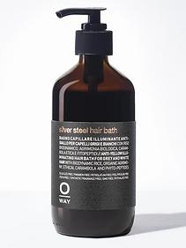 Oway silver steel hair bath review