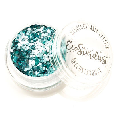 100% vegan eco friendly biodegradable glitter eco star dust