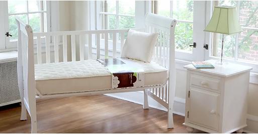 organic crib mattress, safe, certified organic, non-toxic, eco-friendly mattress, naturepedic