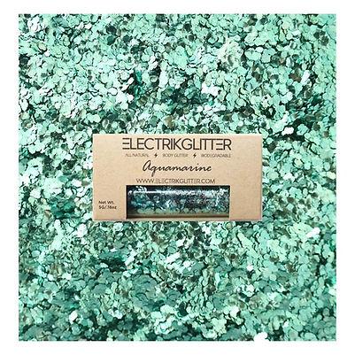 100% vegan eco friendly biodegradable glitter Chunky Electrik glitter