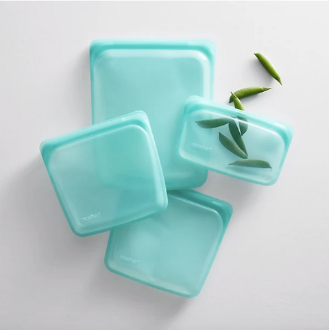 silicone bags for food storage stasher bags