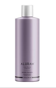 organic purple shampoo, natural purple shampoo, non-toxic purple shampoo for blonde, silver, gray hair