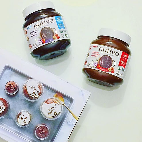organic vegan healthy nutella palm oil free