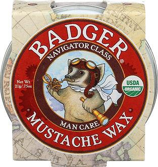 Badger usda certified organic beard oil for me, organic bread care for men, organic men skincare, mustache wax badger organic
