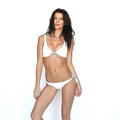 organic bathing suit, eco-friendly swimwear