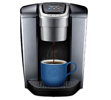 Coffee makers without California Proposition 65 warning, safer coffee makers, non-toxic coffee makers, heathier coffee makers, organic coffee makers, eco-frienldy coffee maker, keurig K