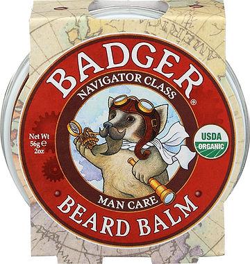 Badger usda certified organic beard oil for me, organic bread care for men, organic men skincare, badger beard care, beard balm