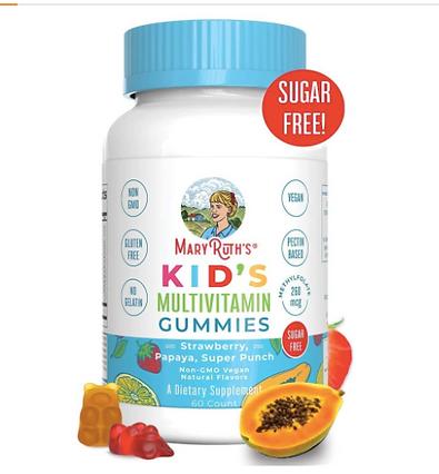 organic multivitamin gummies for kids