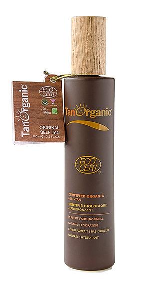 organic self tanner Tan organic